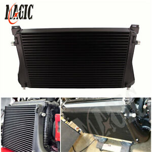 Upgrade Intercooler For Audi A3 s3 Vw Golf Gti R Mk7 1 8t 2 0t Tsi Black