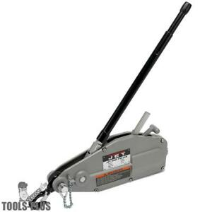 Jet 286515k 1 1 2 ton Heavy duty Wire Rope Grip Puller With Cable New
