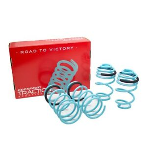 Godspeed Project Traction S Lowering Springs For Nissan Cube Z12 2009 2014