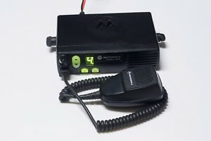 Motorola Cm200 Vhf 45w 136 174 Radio Programming Included Police fire ems ham