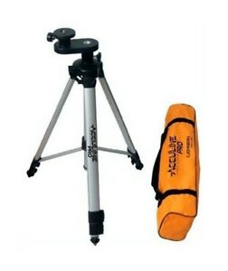 Survey Quick Clamp Tripod Aluminum Equipment Contractor Pro With 1 4 20 Adapter