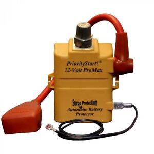 Prioritystart 12 Volt Promax Battery Protector Cut Off Switch 12v promax