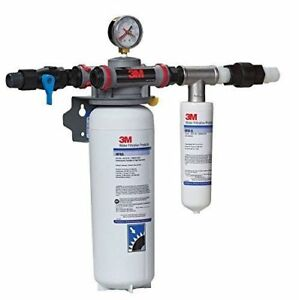 3m Cuno Sf165 Steamer Water Filtration System 3 0 Micron Rating And 3 34 Gpm
