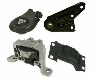 4pc Engine And Transmission Mount For 2010 2013 Mazda 3 2 0l Auto Fast Free Ship