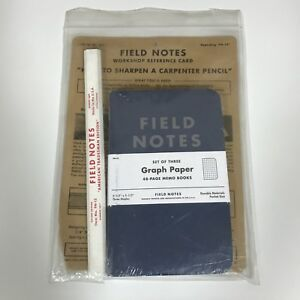 Field Notes Colors Edition American Tradesman Limited Edition Summer 2011 Rare