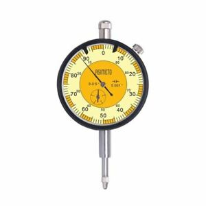 Asimeto 402 12 1 Precision Agd2 Jeweled Dial Indicator