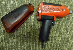 Snap On Mg725 1 2 Drive Pneumatic Air Heavy Duty Impact Wrench