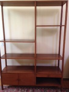 Paul Mccobb Planner Group Mid Century Wall Unit Or Room Divider
