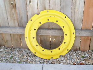 John Deere Wheel Center R110143 4555 4755 4955 W mechanical Front Wheel Drive