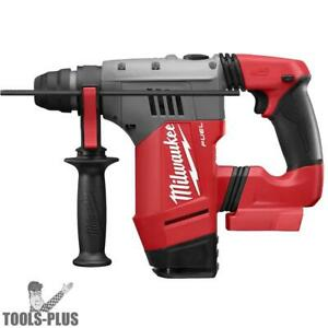 Milwaukee 2715 20 M18 Fuel 1 1 8 Sds Plus Rotary Hammer tool Only New