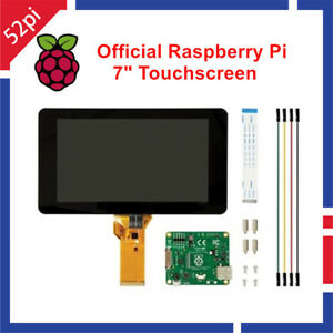Official Raspberry Pi 7 Touchscreen Display For Raspberry Pi 2b B A