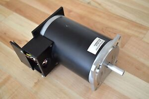 New Parker Compumotor S83 135 mo Dual Shaft Nema34 Stepper Stepping Motor Cnc