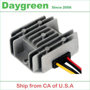 10pcs Dc Dc Converter Step Down 24v To 12v 10a Daygreen 10 Amp 120w D121 Us Ship