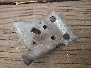 1953 1955 Corvette Side Window Curtain Release Mechanism Original 53 54 55
