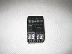 A21530ct Challenger Type A Circuit Breaker 2 Pole 15 Amp 30 Amp 240v