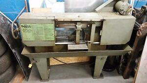 Do All Horizontal Metal Band Saw C 4 C4 Width 3 4 Length 132 3 4 Hp 115 230v