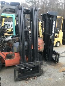 Deawoo Gc15 cat V30d Forklift Three Stage Mast