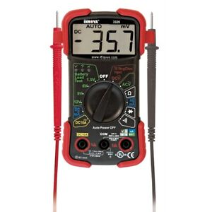 Equus 3320 Innova Auto Ranging Digital Multimeter