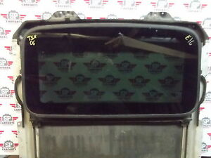 Acura Tsx 2004 2005 2006 2007 2008 Roof Top Moonroof Sunroof Glass Window