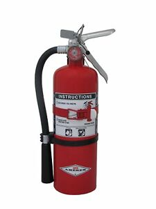 Amerex B479t 5lb Purple K Chemical Class B C Fire Extinguisher
