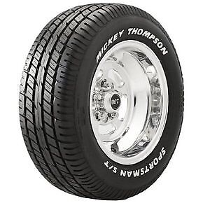 Mickey Thompson Sportsman S t P215 70r15 97t Wl 2 Tires