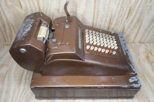Vintage National Cash Register 98 1 67hd