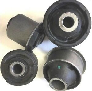 4pc Front Lower Radius Rod Control Arm Bushing For 1998 1999 Lexus Gs300 New