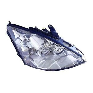 Fo2503202 Fits 2002 2005 Ford Focus Passenger Side Hid Headlight