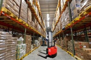 Dayton Stackers Electric Fortlift For Warehouse