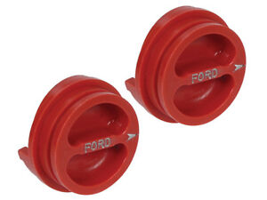 New 1968 77 Bronco Knobs Hub Lockout Actuating 68 72 F100 F250 4wd Pair Ford