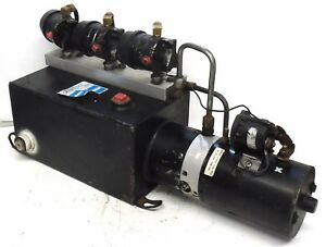 Monarch Hydraulics Power Unit Dyna jack M 300