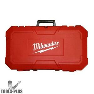 Milwaukee 42 55 2646 Grease Gun Replacement Hard Case New