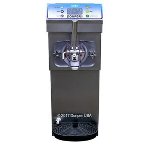 New Combo Soft Serve Or Frozen Drink Machine