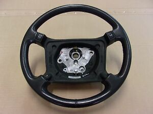 Jaguar Xjs 1992 To Mid 1995 To Vin 221854 Steering Wheel Hmd9181caleg