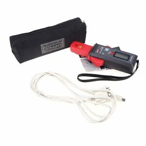 Uni t Ut258a Leakage Current Digital Clamp Meter Multimeter Dc Ac Amp Tester New
