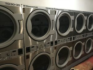 Commercial Laundry Equipment Washers Dryers Wascomat Generation 6 Stainless