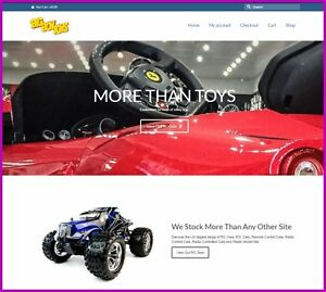 Rc Toys Website upto 559 A Sale free Domain free Hosting free Traffic