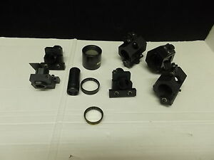 Ednalite Usa Optical Equipment Laboratory 10 Teile Parts