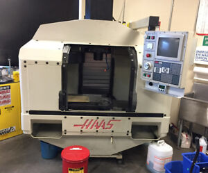 Haas Model Vf 1 Cnc Milling Machine 208 230v 3 phase 50 60hz 30a 7 5hp Spindle