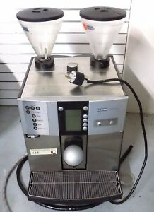 Franke Sinfonia Ms Commercial Stainless Steel Coffee Espresso Machine As Is Read