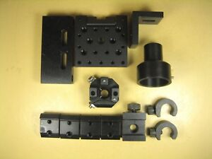 Misc Lot Of 12 Optical Parts Components
