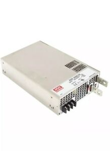 Mean Well Rsp 3000 24 Ac To Dc Power Supply Single Output 24 Volt 125a 3kw New