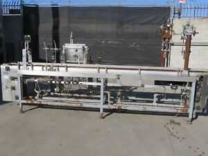 Stainless Conveyor Fill Station
