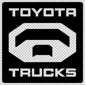 Toyota Trucks Tacoma Sr5 Tundra Sticker Vinyl Decal Window Bumper