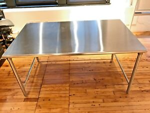 6 x3 Custom Made Metal Desks