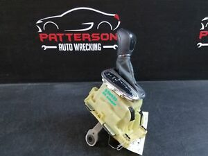 2003 Mercedes C240 Sportwagon Automatic Transmission Floor Shifter Assembly Worn