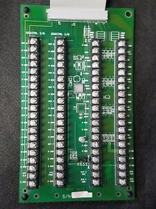 Data Translation Dt707 Screw Terminal Panel Board W Cable