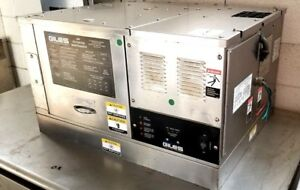 Giles Ovh10 36 Type 1 Ventless Hood W 3 Stage Filtration