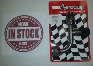 Aeroquip A c Air Conditioning Line Fitting Fce1833 90 Degree 8 Vintage Hot Rod