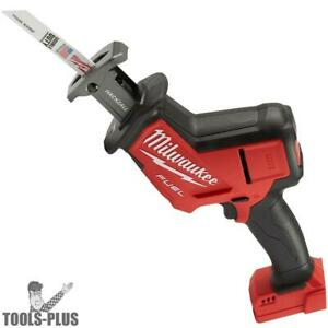Milwaukee 2719 20 M18 Fuel Hackzall Cordless Recip Saw tool Only New